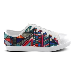 Canvas Kid's Shoes(Model007)
