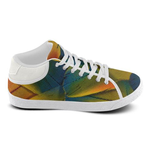 Chukka Canvas Men's Shoes (Model 003)