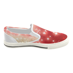 Slip-on Canvas Women's Shoes (Model019)