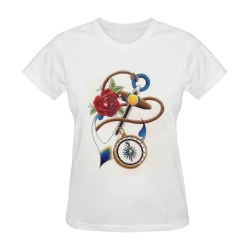 Classic Women's T-shirt (Model T05)