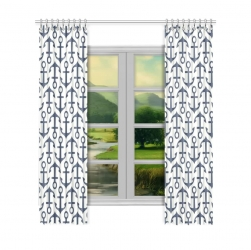 "Window Curtain 104""x120"""