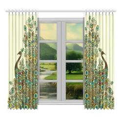 "Window Curtain 104""x96"""