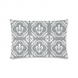 "Rectangle Pillow Case 16""x24""(One Side)"