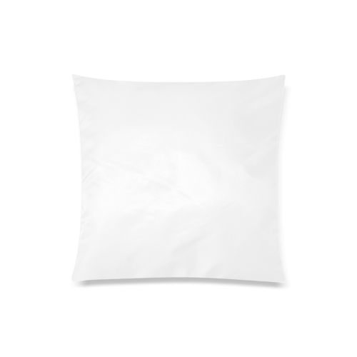 """Throw Pillow Cover 20""""x20"""" (One Side)"""