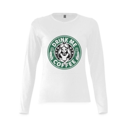 Classic Women's T-shirt (long-sleeve) (Model T07)
