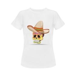 Women's Classic T-Shirt (Model T17)