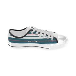 Aquila Men's Canvas Shoes (Model018)