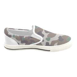 Slip-on Canvas Men's Shoes (Model019)