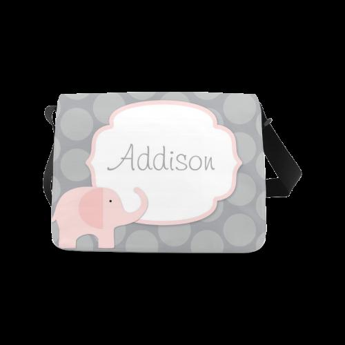 Custom Printing Classic Messenger Bag Brand On Demand