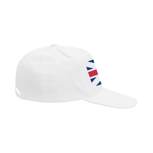 White Baseball Hat