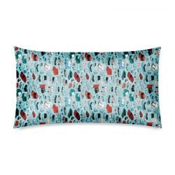 "Rectangle Pillow Case 20""x36"""