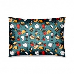 "Rectangle Pillow Case 20""x30"""