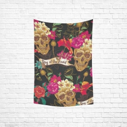 "Cotton Linen Wall Tapestry 40""x 60"""