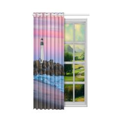 """Window Curtain 52"""" x 84""""(One Piece)"""