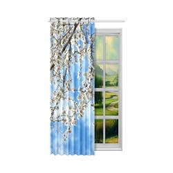 """Window Curtain 50"""" x 96""""(One Piece)"""