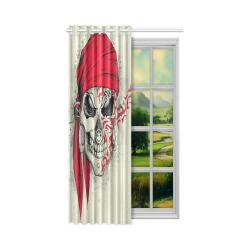 """Window Curtain 52"""" x 72""""(One Piece)"""
