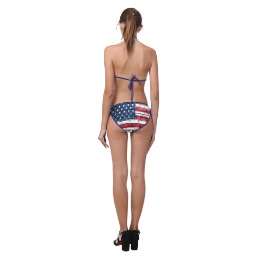 Custom Bikini Swimsuit (Model S01)