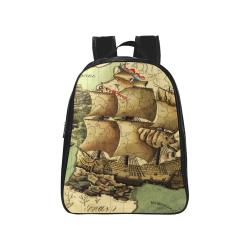 School Bag (Model 1601) (Small)