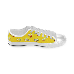 Aquila Kid's Canvas Shoes (Model018)