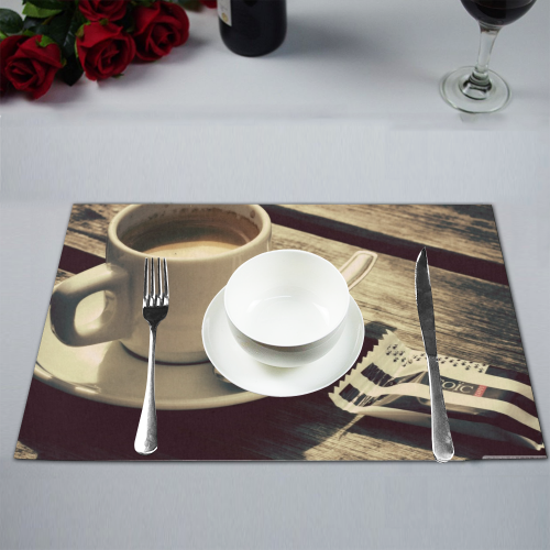 "Placemat 12"" x 18"""