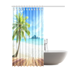 Custom Printed Shower Curtains Fulfillment And Drop Shipping