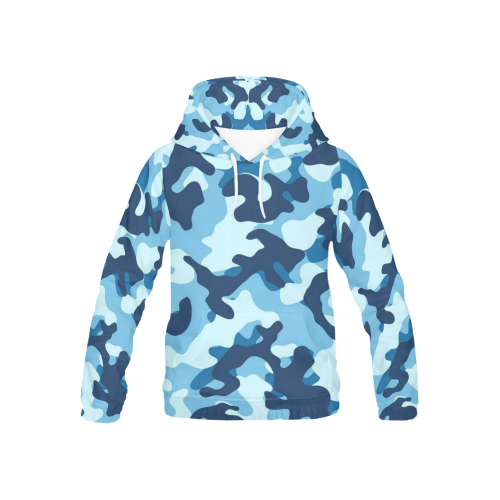 Youth All Over Print Hoodie (USA Size) (Model H13)