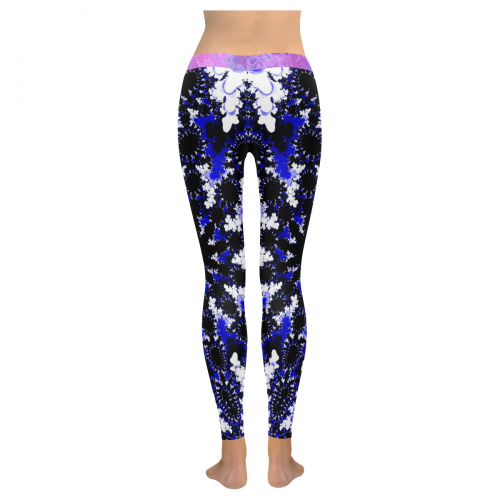 All-Over Low Rise Leggings (Model L05)