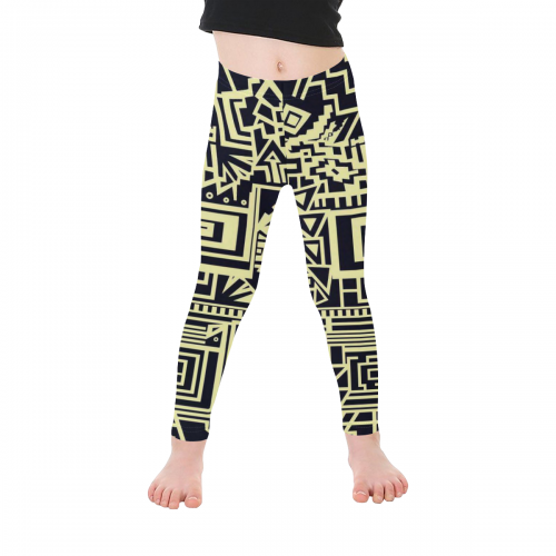 All-Over Kid's Leggings (Model L06)