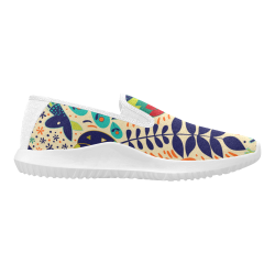 Orion Slip-on Canvas Women's Sneakers (Model042)