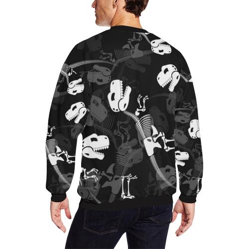Men's All Over Print Sweatshirt (Model H18)