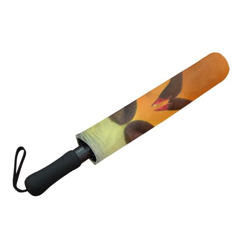 Semi-Automatic Foldable Umbrella (Model U05)