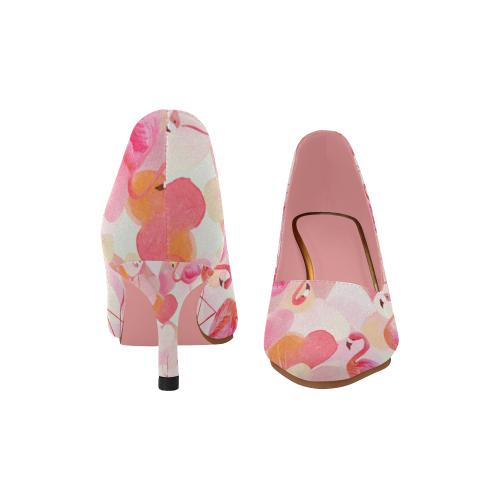 80942ed4fff Custom Women s Pointy Toe Low Kitten Heel Pumps - Sell Your Designs ...