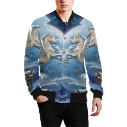 Custom All-Over Jackets Fulfillment,Print on Demand Drop