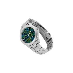 Unisex Stainless Steel Watch(Model103)