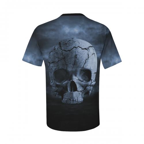 Men's All Over Print Patch Pocket T-Shirt (Model T56)