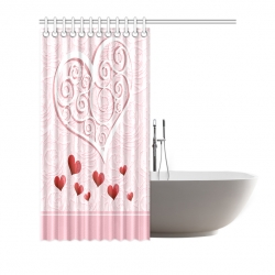 "Shower Curtain 66""x72"""