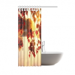 "Shower Curtain 48""x72"""