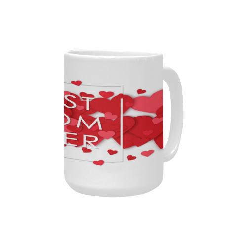 Ceramic Mug (15 OZ) (Made In USA)
