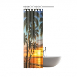 "Shower Curtain 36""x72"""