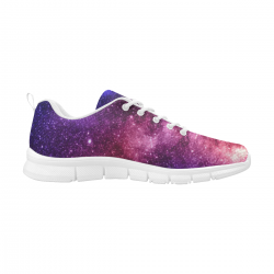 Women's Breathable Sneakers (Model 055) (Two Shoes With Different Printing)
