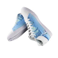 Chukka Canvas Men's Shoes (Model003)