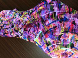 Women's All Over Print Sleeveless Hoodie (Model H15)