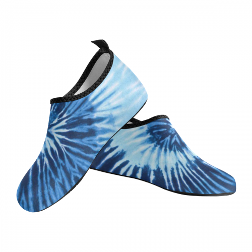 INTERESTPRINT Mens Barefoot Aqua Shoes UK USA Flags Barefoot Water Socks