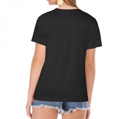 Women's Custom T-Shirt(Model T62)