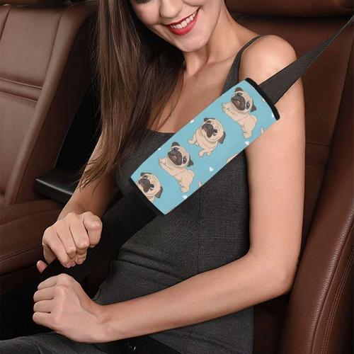 """Car Seat Belt Cover 7"""" x 8.5"""""""