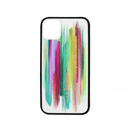 """Laser Style Rubber Case For Iphone 11 (6.1"""")"""