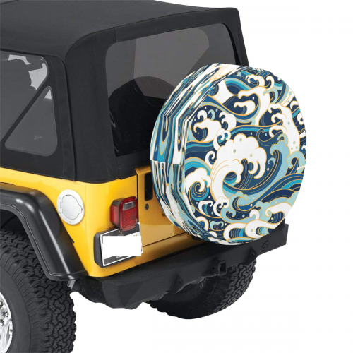 "Spare Tire Cover(Small)(15"")"