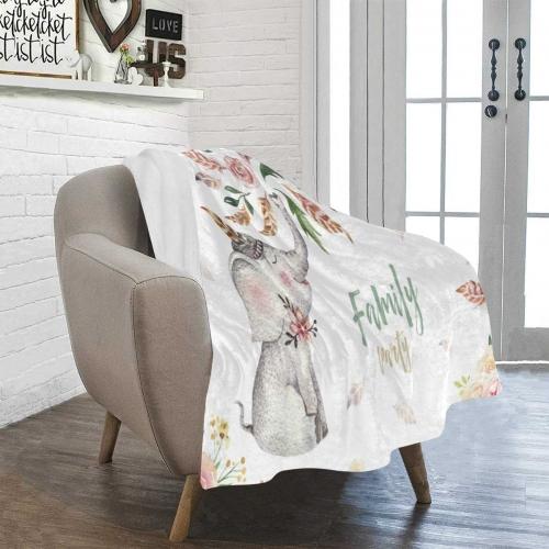 "Ultra-Soft Micro Fleece Blanket 30""x40"""