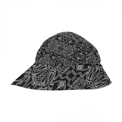 Wide Brim Sun Visor Hat
