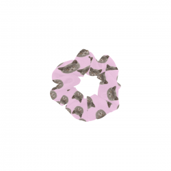 All Over Print Hair Scrunchie